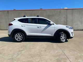 2018 Hyundai Tucson TL3 MY19 Active X 2WD White 6 Speed Automatic Wagon.