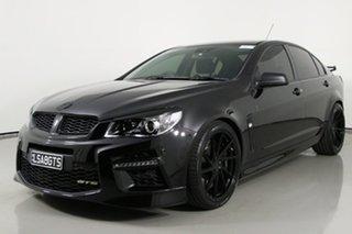 2014 Holden Special Vehicles GTS Gen F MY15 Black 6 Speed Manual Sedan.
