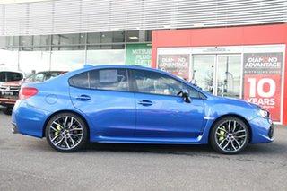 2019 Subaru WRX V1 MY20 STI AWD Premium Blue 6 Speed Manual Sedan