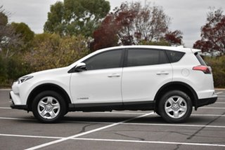 2017 Toyota RAV4 ALA49R GX AWD White 6 Speed Sports Automatic Wagon