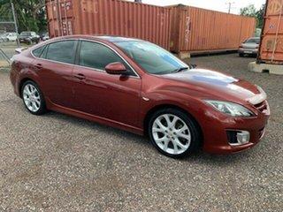 2009 Mazda 6 Luxury Sports Red 6 Speed Manual Hatchback.
