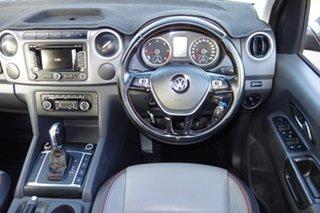 2015 Volkswagen Amarok 2H MY15 TDI420 4MOTION Perm Canyon Grey 8 Speed Automatic Utility