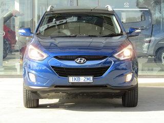 2014 Hyundai ix35 LM3 MY14 Highlander AWD Blue 6 Speed Sports Automatic Wagon.