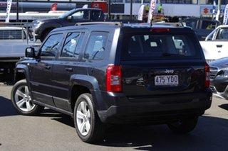 2014 Jeep Patriot MK MY14 Sport 4x2 Black 6 Speed Sports Automatic Wagon.