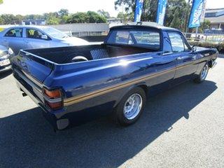 1971 Ford Falcon XY Blue Utility