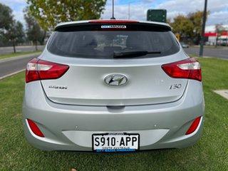 2012 Hyundai i30 GD Elite Sleek Silver 6 Speed Sports Automatic Hatchback