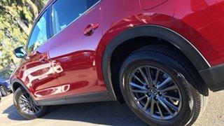 2020 Mazda CX-8 KG2WLA Sport SKYACTIV-Drive FWD Red 6 Speed Sports Automatic Wagon