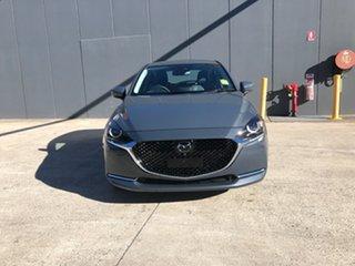2021 Mazda 2 DJ2HAA G15 SKYACTIV-Drive GT Polymetal Grey 6 Speed Sports Automatic Hatchback.