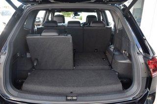2020 Volkswagen Tiguan 5N MY21 162TSI Highline DSG 4MOTION Allspace Black 7 Speed