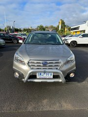 2017 Subaru Outback B6A MY18 2.5i CVT AWD Premium Tungsten Metal 7 Speed Constant Variable Wagon.
