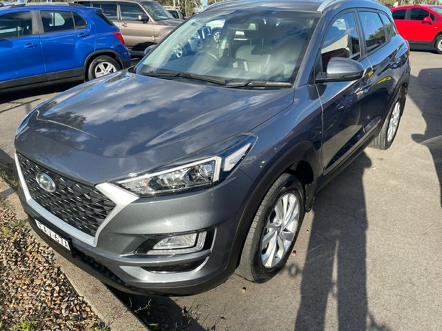 Used Hyundai Tucson TL3 MY19 Active X AWD Maitland, 2018 Hyundai Tucson TL3 MY19 Active X AWD Grey 8 Speed Sports Automatic Wagon