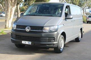 2016 Volkswagen Transporter T6 MY16 TDI 340 SWB Low Grey 7 Speed Auto Direct Shift Van