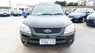 2012 Ford Escape ZD MY10 Black 4 Speed Automatic SUV.