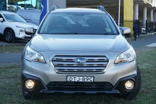 2017 Subaru Outback B6A MY17 2.0D CVT AWD Brown 7 Speed Constant Variable Wagon.