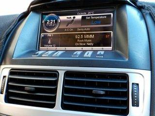 2009 Ford Falcon FG XR8 Black 6 Speed Sports Automatic Sedan