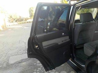 2008 Nissan Patrol GU VI ST (4x4) Black 4 Speed Automatic Wagon