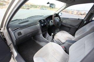 2001 Mazda 323 BJ II Protege Gold 5 Speed Manual Sedan