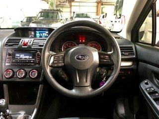 2013 Subaru XV G4X MY13 2.0i AWD Black 6 Speed Manual Wagon