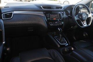 2017 Nissan Qashqai J11 Series 2 N-TEC X-tronic Magnetic Red 1 Speed Constant Variable Wagon