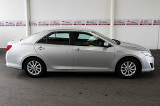 2015 Toyota Camry AVV50R Altise Silver Pearl 1 Speed Constant Variable Sedan Hybrid