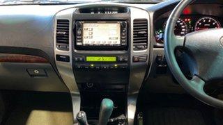 2003 Toyota Landcruiser Prado GRJ120R Grande 4 Speed Automatic Wagon