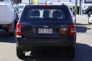 2014 Jeep Patriot MK MY14 Sport 4x2 Black 6 Speed Sports Automatic Wagon