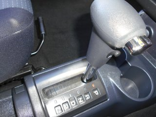 2011 Hyundai Getz TB MY09 S Blue 4 Speed Automatic Hatchback