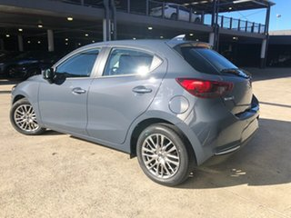 2021 Mazda 2 DJ2HAA G15 SKYACTIV-Drive GT Polymetal Grey 6 Speed Sports Automatic Hatchback