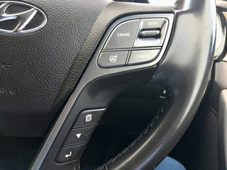 2014 Hyundai Santa Fe DM MY14 Highlander Phantom Black 6 Speed Sports Automatic Wagon