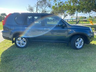 2012 Nissan X-Trail T31 Series IV ST 2WD Blue 1 Speed Constant Variable Wagon.