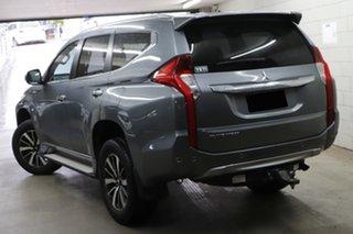 2018 Mitsubishi Pajero Sport QE MY18 Exceed Grey 8 Speed Sports Automatic Wagon.