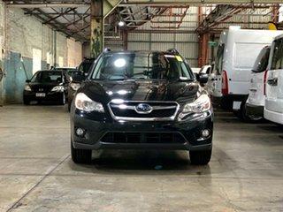 2013 Subaru XV G4X MY13 2.0i AWD Black 6 Speed Manual Wagon.