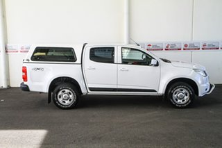 2014 Holden Colorado RG MY14 LX (4x4) 6 Speed Automatic Crew Cab Pickup
