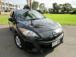 2011 Mazda 3 BL 10 Upgrade Neo Black 6 Speed Manual Hatchback.