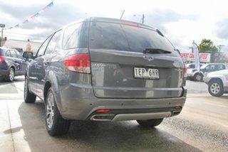 2014 Ford Territory SZ Titanium (RWD) Grey 6 Speed Automatic Wagon