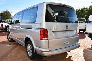 2021 Volkswagen Caravelle T6.1 MY21 TDI340 LWB DSG Trendline Reflex Silver 7 Speed.