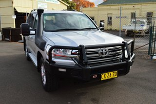 2015 Toyota Landcruiser VDJ200R MY13 GXL (4x4) 6 Speed Automatic Wagon.