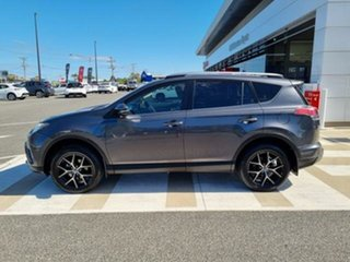 2017 Toyota RAV4 ZSA42R GXL 2WD Graphite 7 Speed Constant Variable Wagon