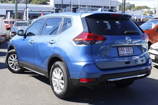 2017 Nissan X-Trail T32 Series II ST X-tronic 4WD Blue 7 Speed Constant Variable Wagon.