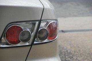 2004 Mazda 6 GG Classic Gold 5 Speed Manual Hatchback