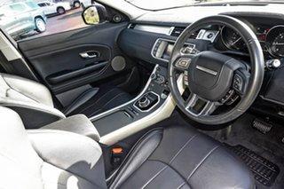2017 Land Rover Range Rover Evoque L538 MY18 SE White 9 Speed Sports Automatic Wagon.