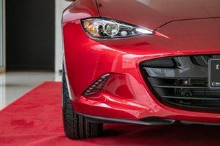 2021 Mazda MX-5 ND GT RF SKYACTIV-MT RS Soul Red Crystal 6 Speed Manual Targa