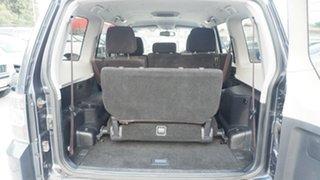 2007 Mitsubishi Pajero NS VR-X Grey 5 Speed Sports Automatic Wagon
