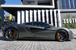 2017 McLaren 570S P13 Storm Grey 7 Speed Sports Automatic Dual Clutch Coupe