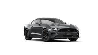2021 Ford Mustang FN 2021.50MY GT Carbonized Grey 10 Speed Sports Automatic Fastback.