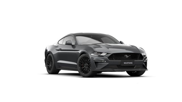 New Ford Mustang FN 2021.50MY GT Townsville, 2021 Ford Mustang FN 2021.50MY GT Carbonized Grey 10 Speed Sports Automatic Fastback