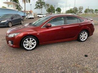 2009 Mazda 6 Luxury Sports Red 6 Speed Manual Hatchback