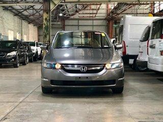 2006 Honda Odyssey 3rd Gen Grey 5 Speed Sports Automatic Wagon.