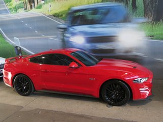 2018 Ford Mustang FN Fastback GT 5.0 V8 Race Red 10 Speed Automatic Coupe.