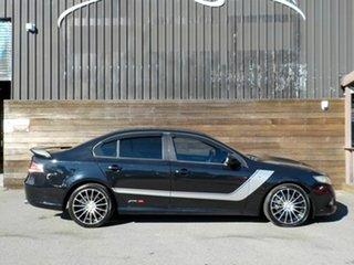 2009 Ford Falcon FG XR8 Black 6 Speed Sports Automatic Sedan.